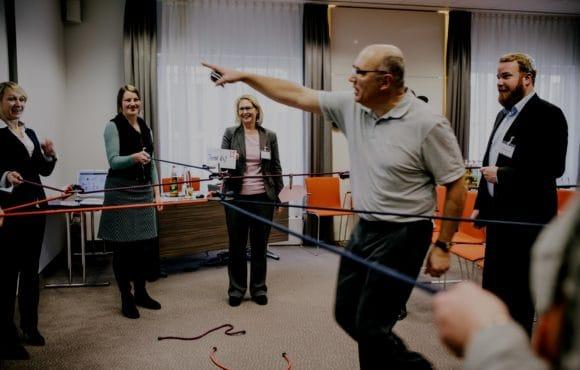 Coach & Trainer Award des dvct: comforming Live-Demo in Frankfurt